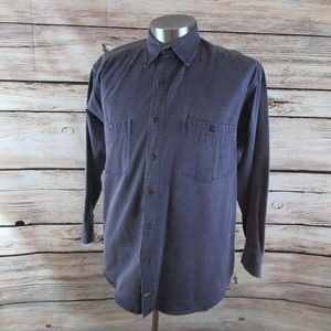 American Eagle  Outfitters Men;s M Cotton Shirt